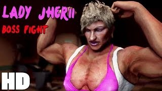 Dead Rising 3 -  Lady Jherii Boss Fight (XBOX ONE) Let