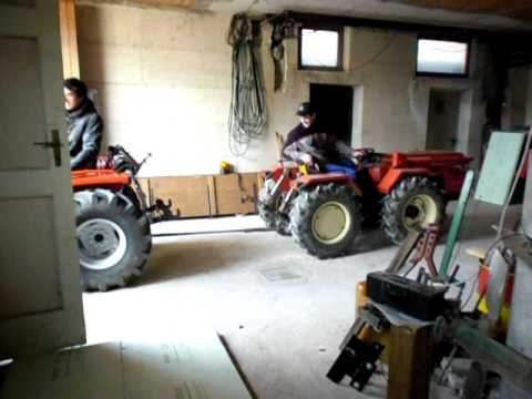 Carraro Jona 5500 Vs Valpadana 2536