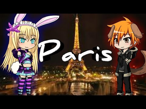 Paris🗼|Gacha Studio|Music Video|