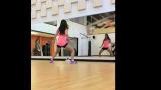 "Veronica Vega feat. Pitbull ""Wicked"" Choreography for Dance Fitness"