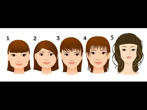 4 tema tipos de corte de cabelo e franja para cada tipo for Tipos de estanques para acuicultura