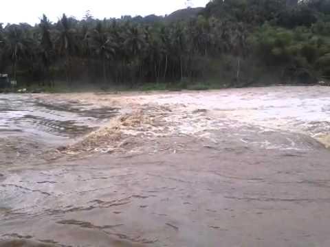 Monster flood at baungon bukidnon