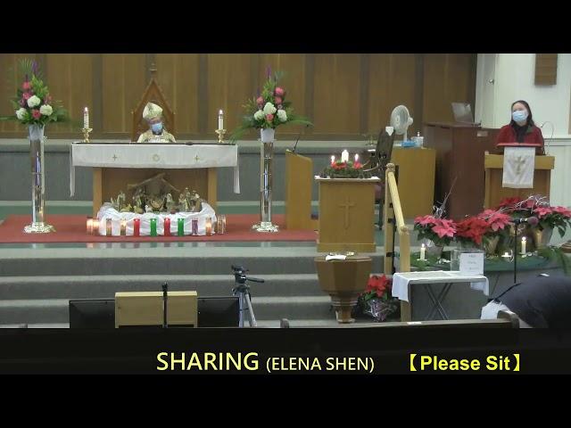 2020-12-25 11:00 Ms. Elena Shen - Testimony (Christmas)  (EN)