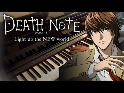 Death Note - Alumina (piano)  [SDGodEater]