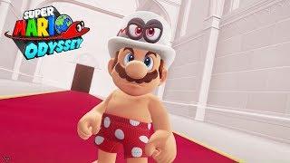 Super Mario Odyssey 【Switch】 Full Playthrough (Any% Speedrun Sub 3:30)