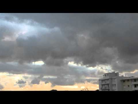 Météo Hyeres, Toulon dec 2014 changement....