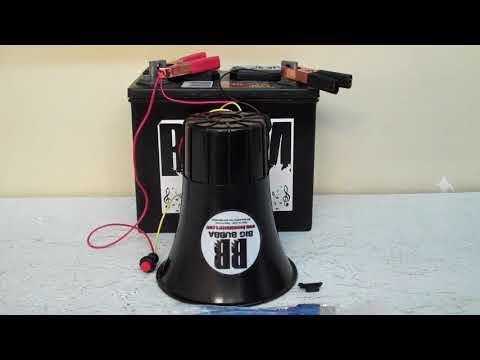 Big Bubba Programmable USB Car Horn