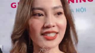 Ninh Dương Lan Ngọc cực đáng yêu với fan Hà Nội khi đi tham dự event