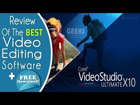 Corel VideoStudio Ultimate  Review 2018 Best Video Editing Software
