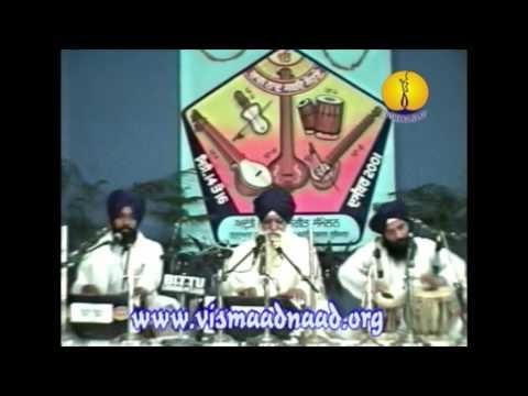 AGSS 2001 - Raag Asa : Siromani Ragi Bhai Balbir Singh Ji Amritsar