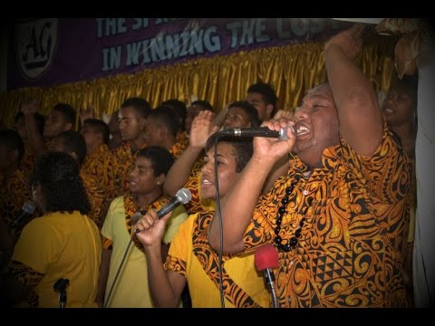 Fiji Youth Sunday - Central Christian Center