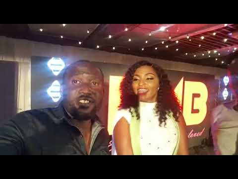 Dj Shiti singing Rebecca suki's new song Baraka zangu