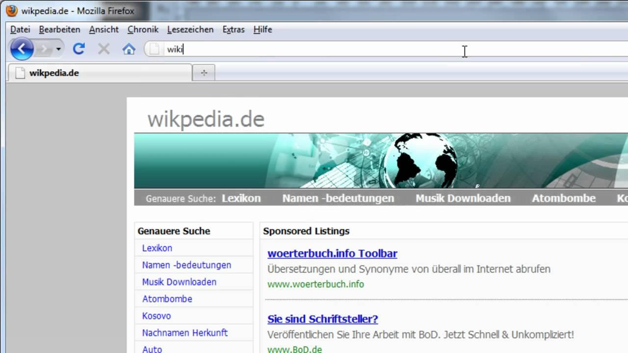 Firefox Adressleiste Vorschläge Löschen