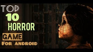 Top 10 horror hd games for android with link bay sk gaming zone