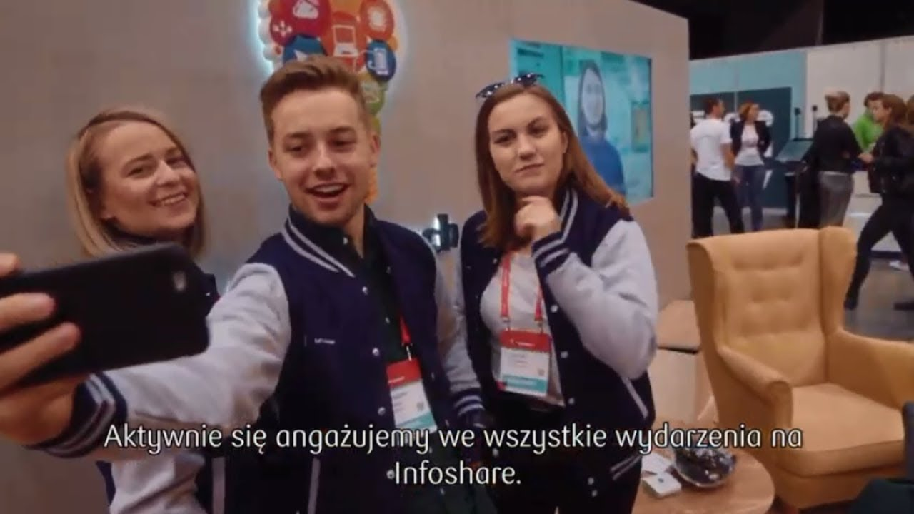 Infoshare 2019 | Let's Fintech with PKO Bank Polski