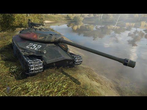 Tanque Review Obj 252 U (Defender)