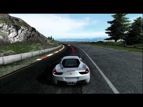 Forza Motorsport 4 Ferrari 458 Italia Xbox 360 Gameplay