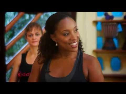 Rutina para embarazadas Parte 3 Tonifca las pompis + brazos +cintura | TiffanyRotheWorkouts