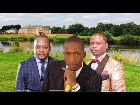 Expensive Mansions Owned by Rich South African Pastors