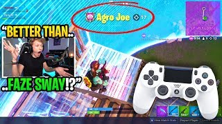 Gambar cover I spectated a GHOUL TROOPER that's BETTER than FaZe Sway on controller... (shocking)