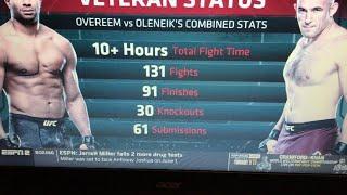 UFC Saint Petersburg Live