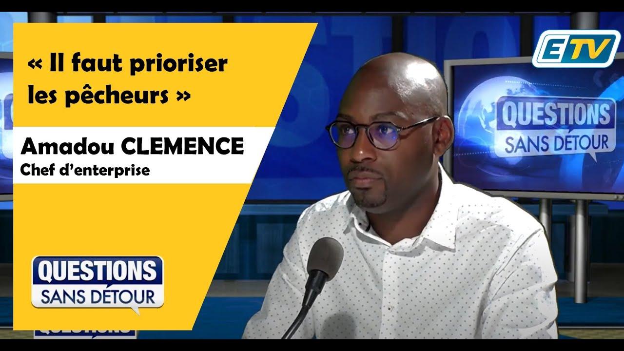 Questions Sans Détour avec Amadou CLEMENCE