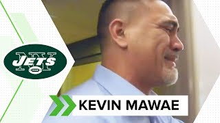 Kevin Mawae Receives the Hall of Fame Knock on His Door   New York Jets