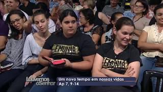 Pregação Anselmo Baraldi - Louvemos o Senhor - 09/12/2018