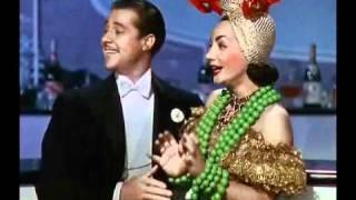 """That Night In Rio (1941) - Sex Scene & """"Boa Noite (Good-Night)"""""""
