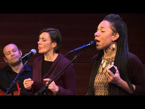 I rose up at the dawn of day: Martha Redbone at TEDxManhattan