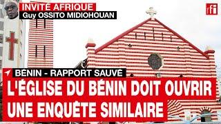 Pédocriminalité : «les pratiques révélées par le rapport Sauvé existent aussi en Afrique» • RFI