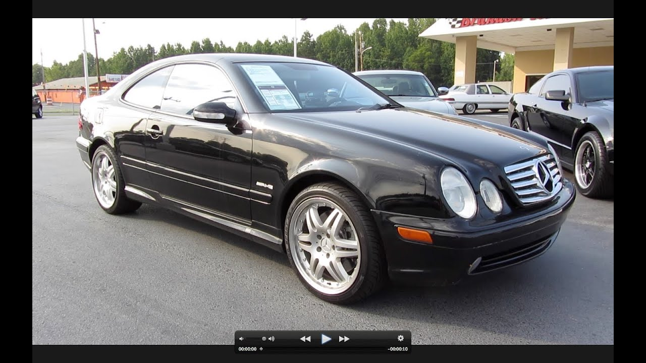 2001 mercedes benz clk 55 amg start up exhaust and in. Black Bedroom Furniture Sets. Home Design Ideas