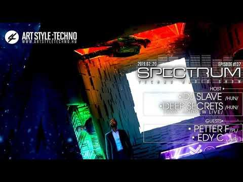 Deep Secrets [HUN] Spectrum Techno Radio Show #137