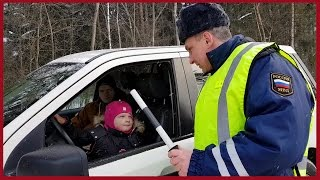 ☀ Bad Baby Вредные детки угнали машину родителей☀ Bad Kids Driving Parents Car