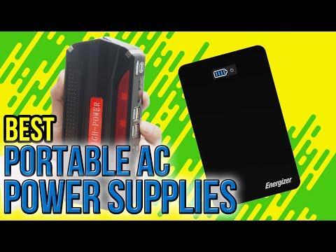 8 Best Portable AC Power Supplies 2017