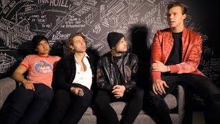 5 Seconds Of Summer Interview - Luke, Calum, Ashton, and Michael (2018)