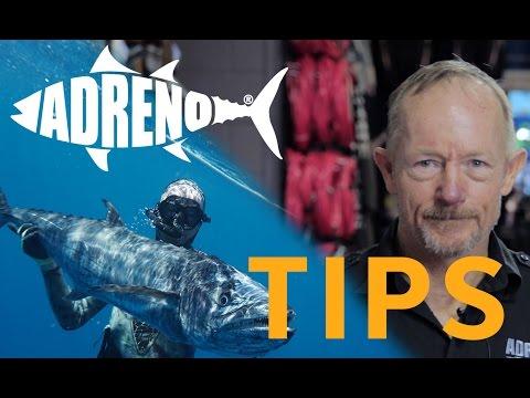 Spearfishing Spanish Mackerel Tutorial | ADRENO