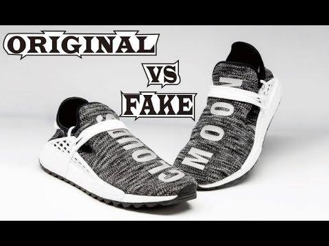823331927c77b Adidas PW Human Race NMD TR  PHARRELL  - AC7359 Original   Fake ...