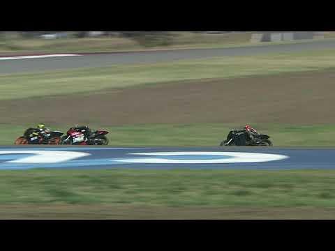 Resumen de la Junior Cup 250 del Superbike Argentino en Río Cuarto