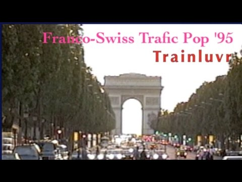 Franco-Swiss Trafic Pop 95