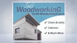 Teds Woodworking Manual PDF Download