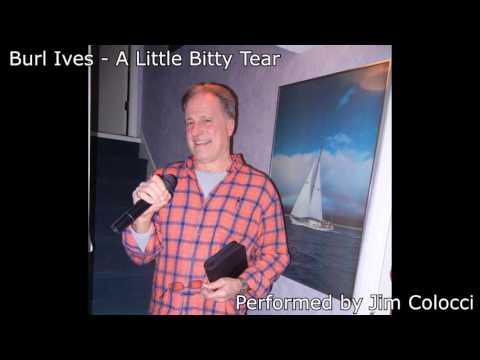 Burl Ives - A Little Bitty Tear (Jim Colocci Cover)