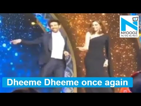 deepika-and-kartik-once-again-groove-to-'dheeme-dheeme'-at-star-screen-awards