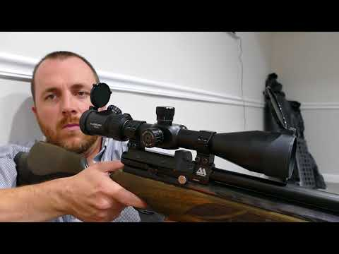 Un-sponsored Review of Air Arms S510 Xtra Superlight FAC .22 PCP Air Rifle