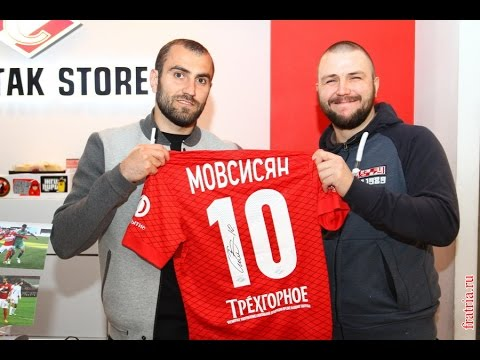 Юра Мовсисян в гостях у Фратрии!