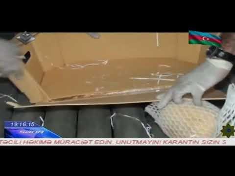 545 Kiloqram 105 Qram Heroin Aşkar Edilib (Lider TV)
