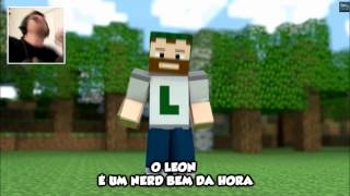 vuclip Rap do leon (Coisadenerd) Som dos games