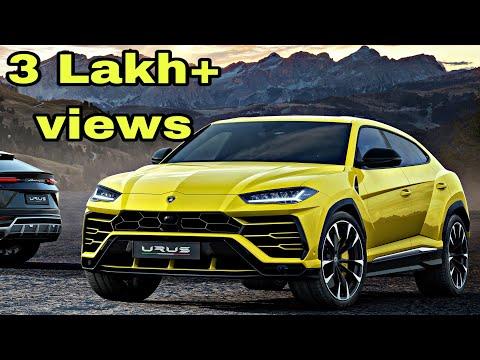 ₹8 CRORES SUV in INDIA ! LAMBORGHINI vs RANGE ROVER