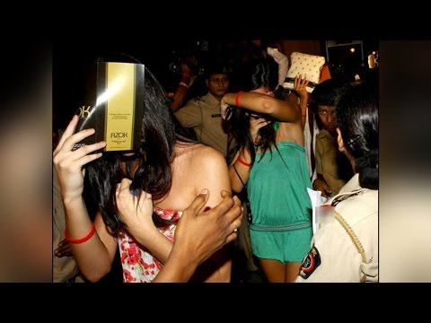 Bollywood Actress arrested in Goa under prostitution  charges | Filmibeat