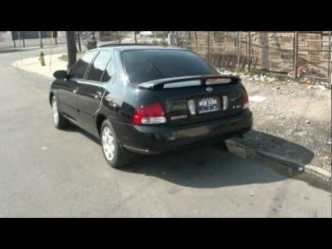 2005 Nissan Sentra 1 8S Sedan